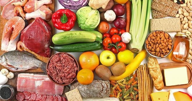 Полезные продукты – чем полезны овощи, фрукты, мясо, рыба и морепродукты?