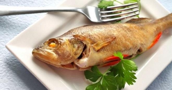 Морской окунь на гриле: рецепты приготовления