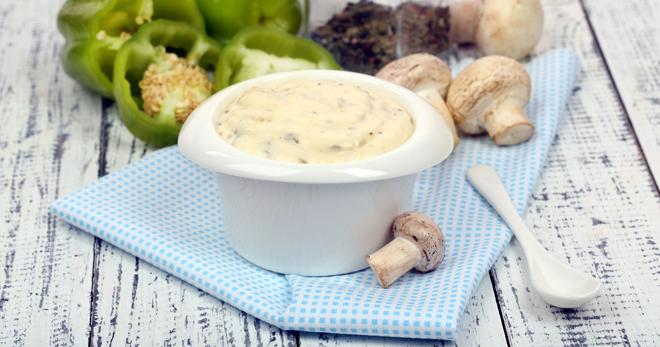 Как приготовить грибной соус из сушеных грибов