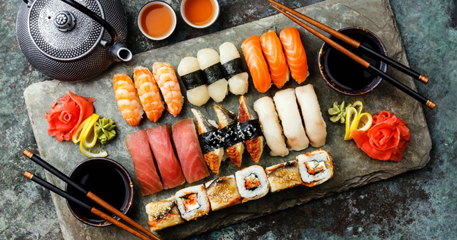 Как приготовить суши, что нужно для готовки, как сделать уксус и имбирь?