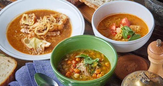 Какой суп приготовить – классический харчо, мисо суп, фо бо, минестроне, рамен и другие рецепты