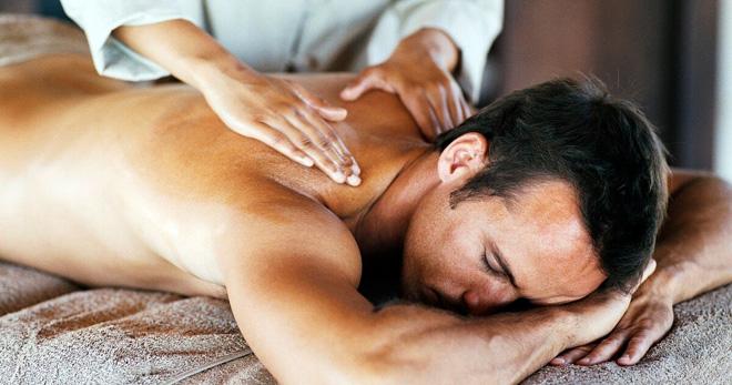 Мануальный массаж мужчине