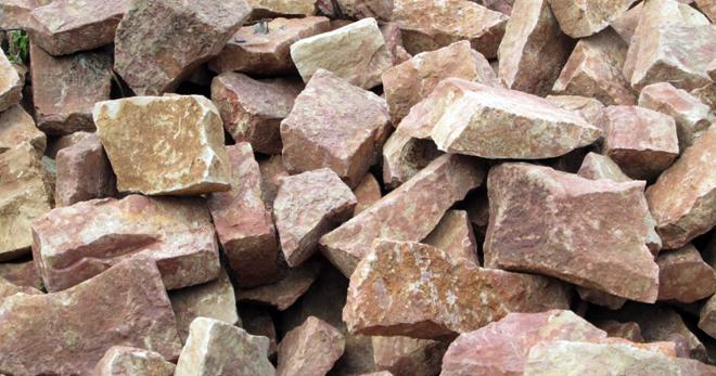 Чем покрыть бутовый камень