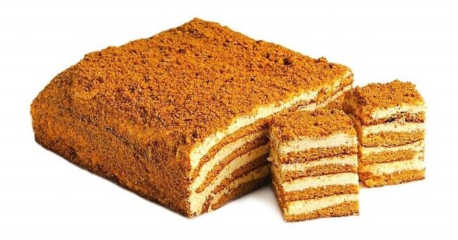 десерт без выпечки из печенья