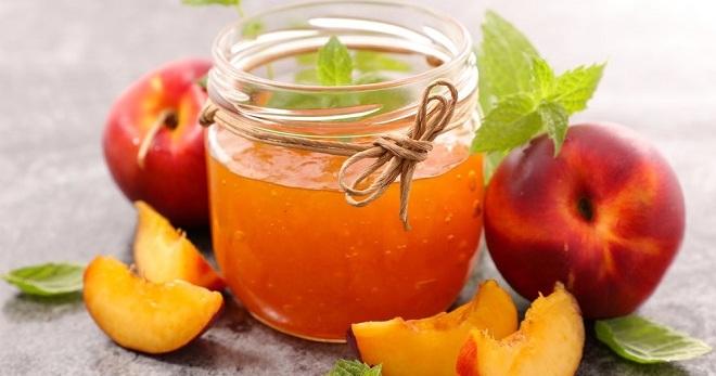 джем персики на зиму рецепты с фото