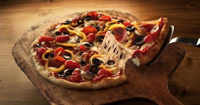 Пицца – рецепты популярного во всем мире блюда!