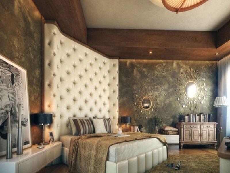 Декоративное оформление спален