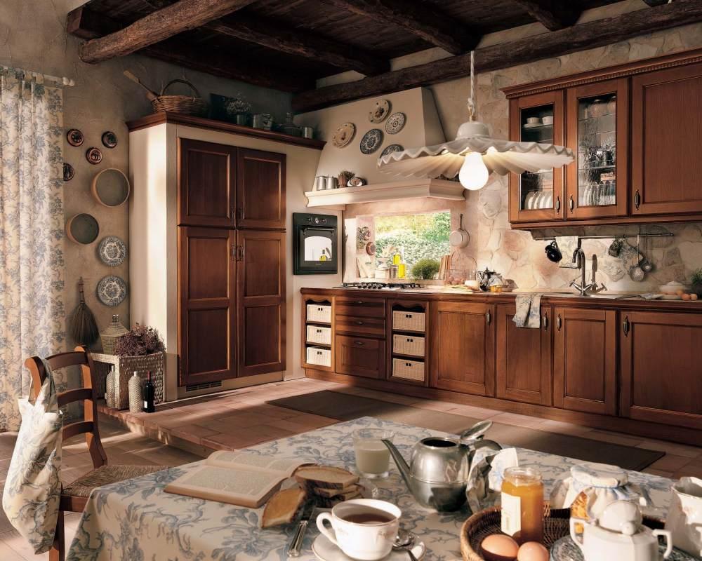 Кухня интерьер посуда без смс