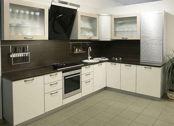Как подобрать обои на кухню по цвету гарнитура фото