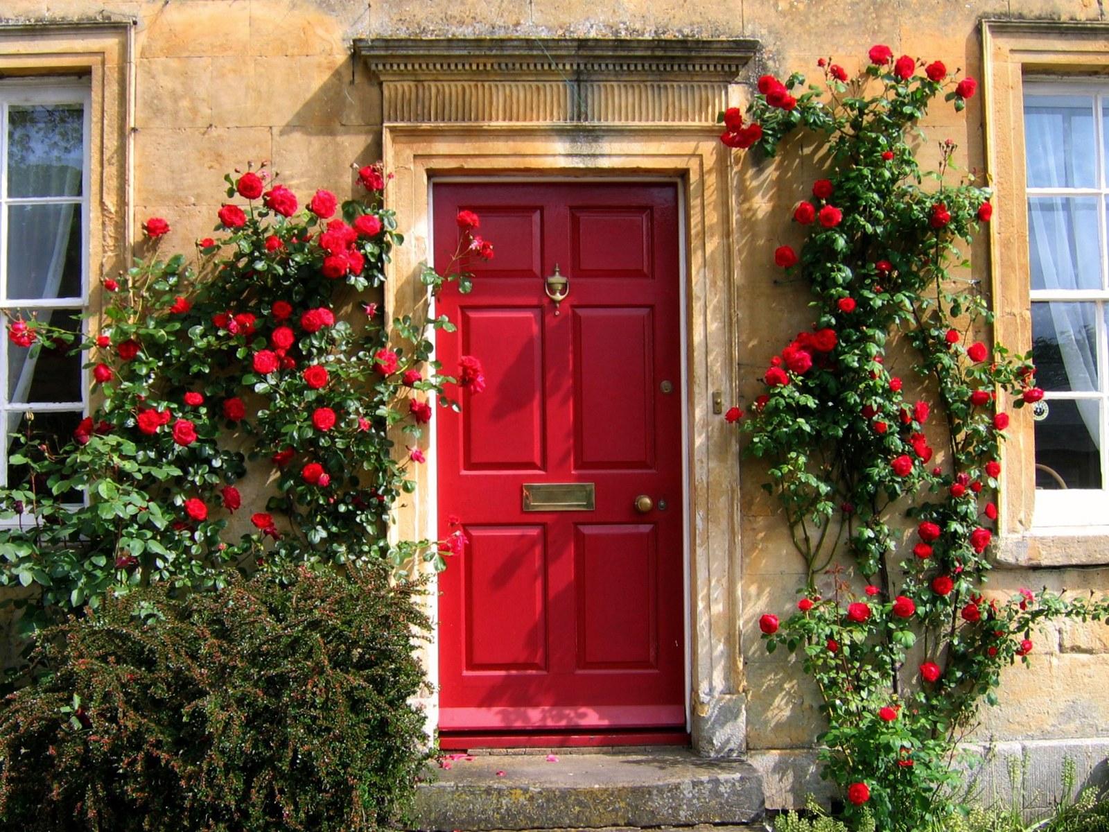 картинка двери в дом красивые можно распечатать документы