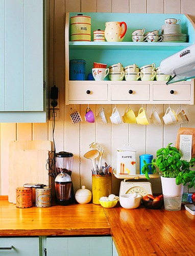 Интерьер кухни своими руками фото