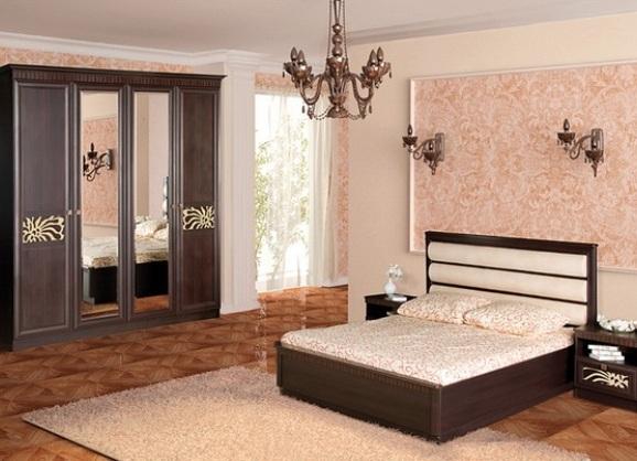 фото дизайн спальни в светлых тонах