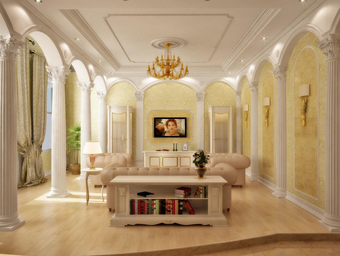 дизайны залов частных домах картинки позволяют