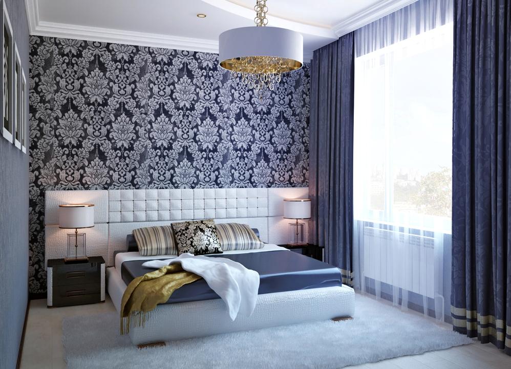 Дизайн спальни, фото 2016 Современные идеи
