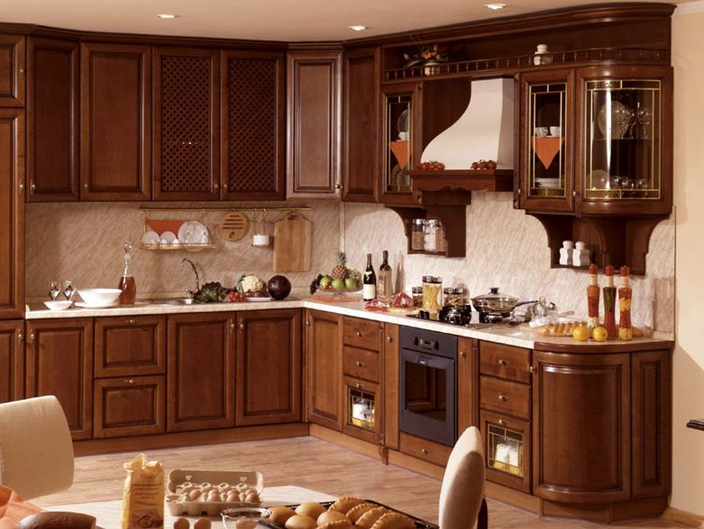 Картинки по запросу Кухни эконом класса в классическом стиле