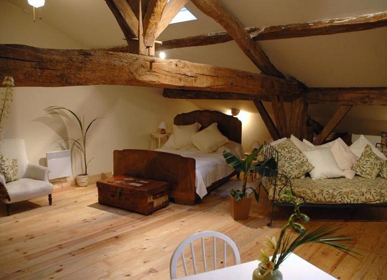 мебель из состаренного дерева фото