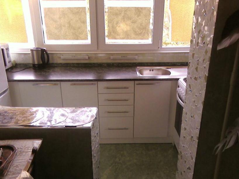видела типа кухня перенесенная на балкон фото можете