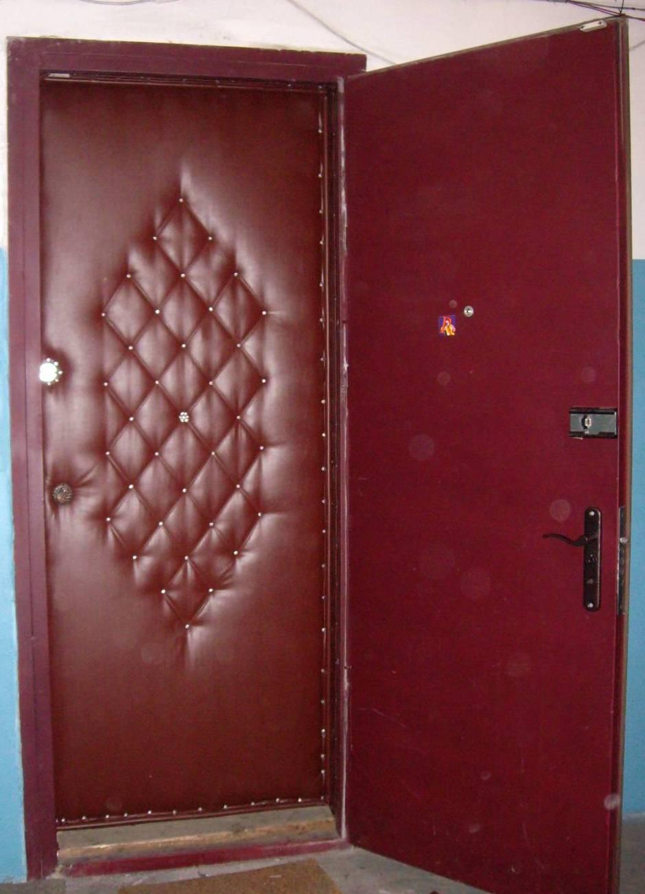обивка для дверей купить