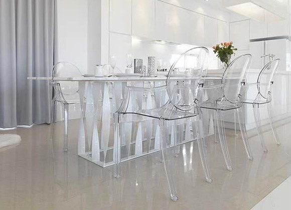 Glass fuirniture