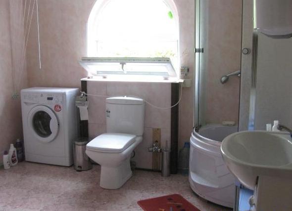 Как оформить туалет в квартире своими руками 65