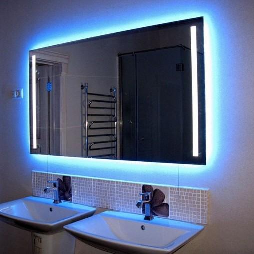 Картинки по запросу зеркало с пескоструйным и подсветкой