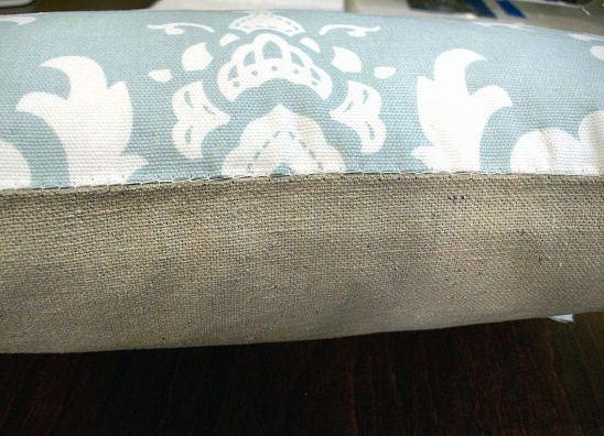 Обновляем диван: как сшить чехлы на диванные подушки 35