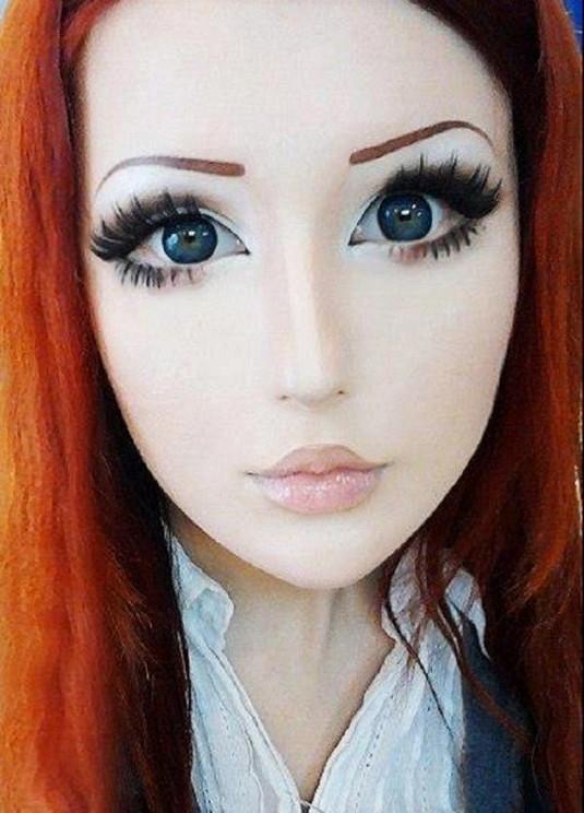 Как сделать аниме макияж фото 222