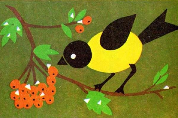 Птицы из бумаги своими руками (схемы, шаблоны) Остров доброй надежды