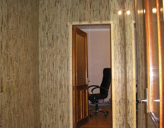 фотообои в интерьере бамбук фото