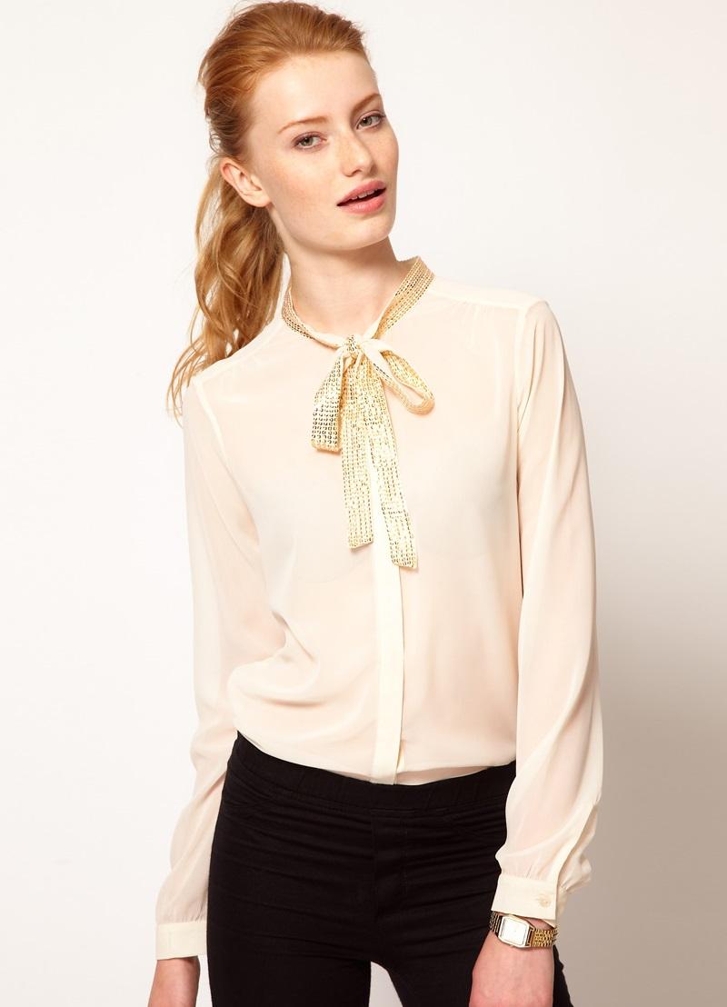 36ec731de73 белая блузка 2013 1 ...