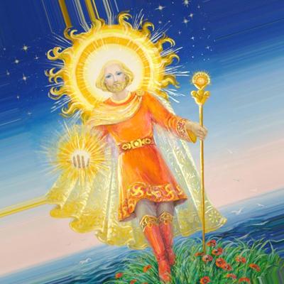 Ярило - бог солнца Славянские боги-покровители || Ярило бог солнца весны и плотской стороны любви