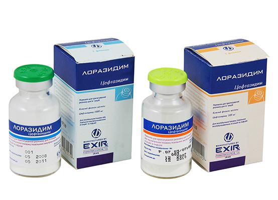 Чем заменить цефазолин если на него аллергия