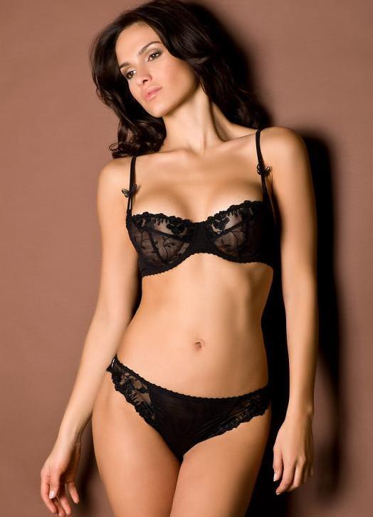 ажурное женское белье фото