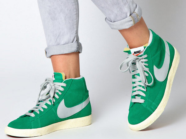 найковские кроссовки для девушек фото