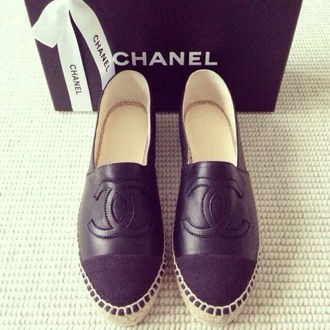 e9aa5d64de1f Эспадрильи Chanel