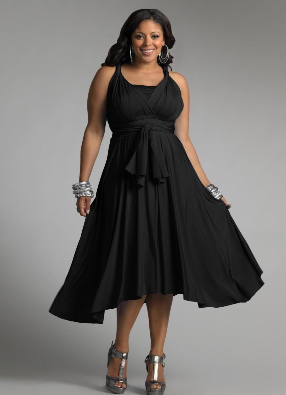 e36be420297ed35 Фасоны летних платьев для полных