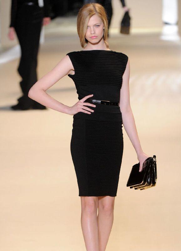 d768487be000 ... Классическое черное платье 3