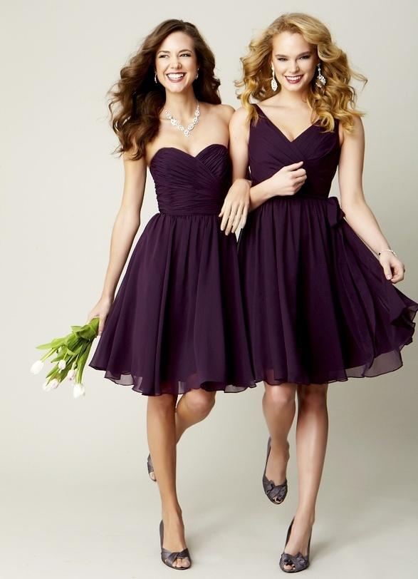 Фото платья на свадьбу к подружке