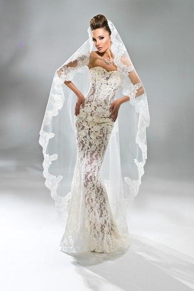 8927cb6003b Самое красивое свадебное платье