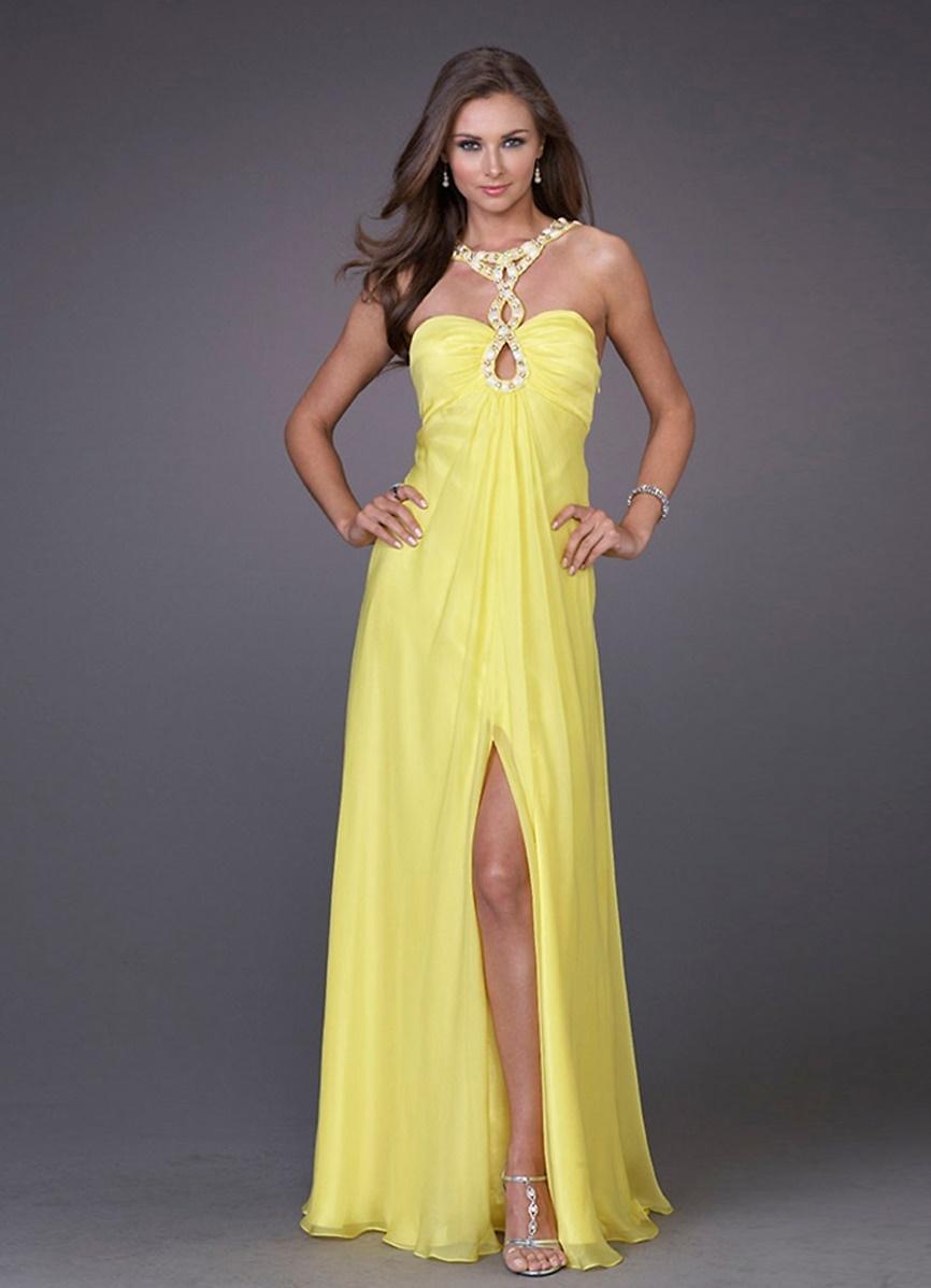 588857956e4 Шифоновое платье в пол 7 ...