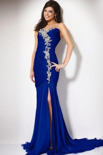 43106660bb2 Шикарные вечерние платья