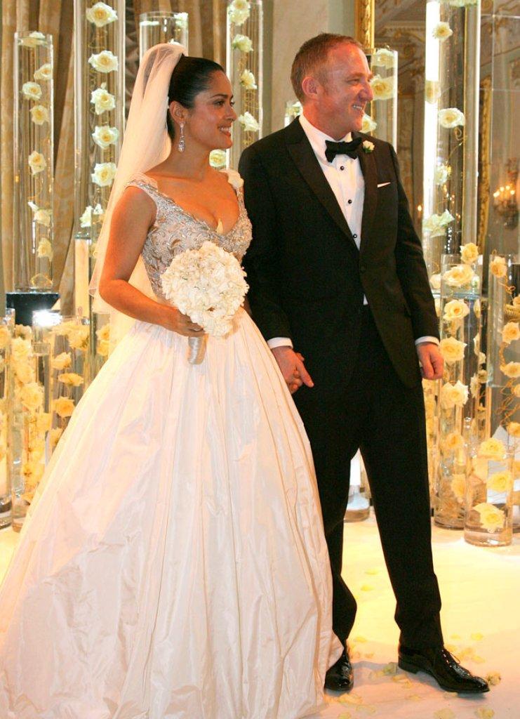 863116112db Свадебные платья звезд 6