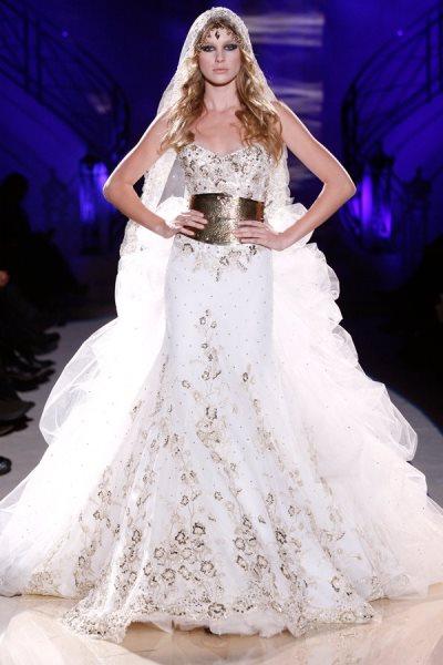 ad86c59efb5 Свадебные платья Zuhair Murad