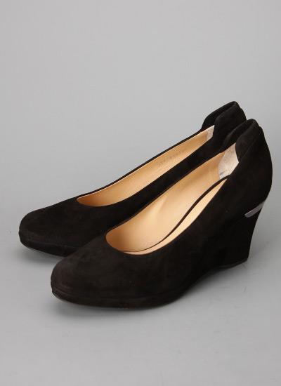 577230b79 ... Черные туфли на платформе 2 ...