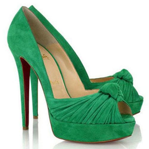 Зеленые туфли 1 ... 35ba7200f97