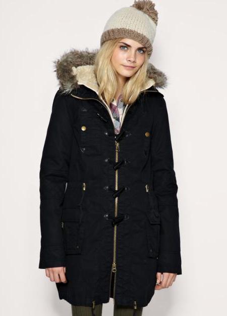 Женская куртка парка 4, Женская куртка парка 5 ... 2066d167c2e