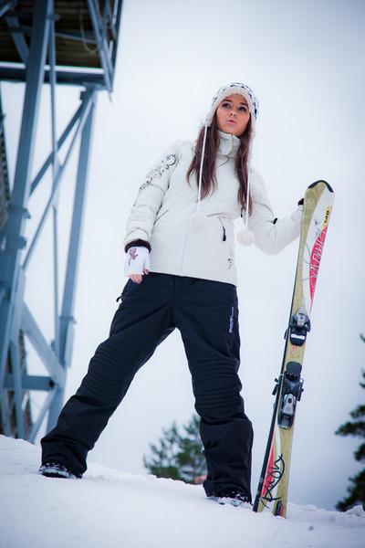 Модные Лыжные Костюмы Женские