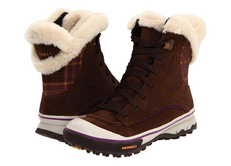 2c0ef81a8344 Зимняя обувь Merrell