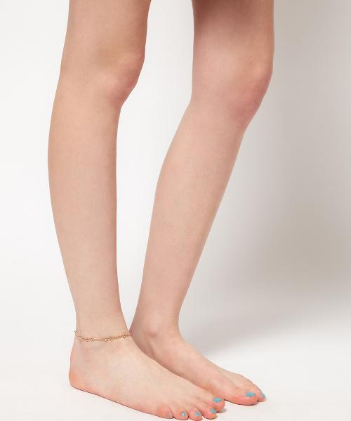 Великие сексуальные ножки с браслетом
