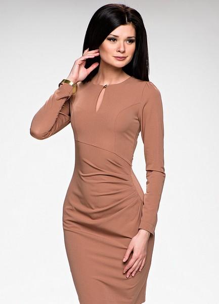 Сексуальные строгие платья
